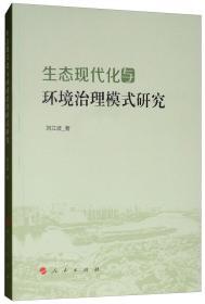 生态现代化与环境治理模式研究
