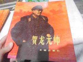 贺龙元帅(实物拍摄)