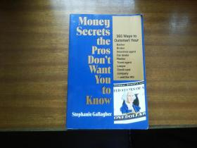 《money secrets the pros dont want you to know》金钱秘密的专业人士不希望你知道
