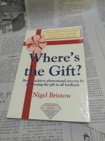 Wheres the gift? (《礼物在哪里?》)