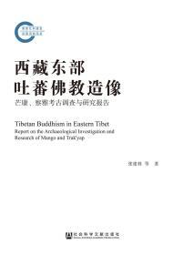 西藏东部吐蕃佛教造像:芒康、察雅考古调查与研究报告