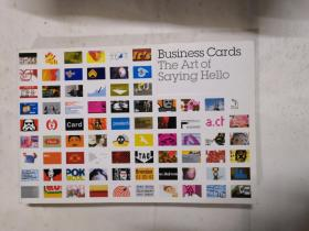 Business Cards the  art of sarying hello