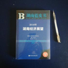 2016年湖南经济展望