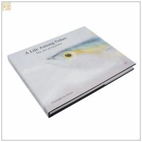 鱼的生活-鱼拓艺术 A life among fishes- The Art of Gyotaku 英文原版