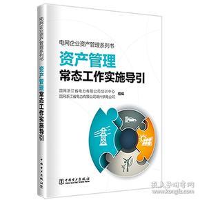 电网企业资产管理系列书——资产管理常态工作实施导引