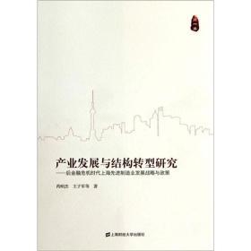 产业发展与结构转型研究:后金融危机时代上海先进制造业发展战略与政策(第1卷)