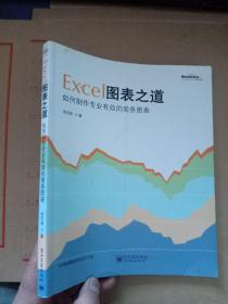 Excel图表之道:如何制作专业有效的商务图表