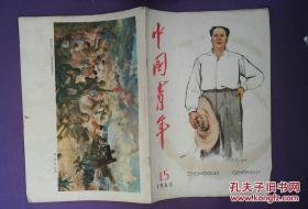 中国青年 1960 15