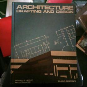 ARCHITECTURE DRAFTING AND DESIGN(建筑设计和制图)