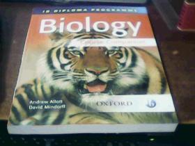 Biology course companion 英文原版