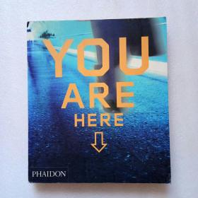 YOU ARE HERE : The Jerde Partnership International(英文原版)12开