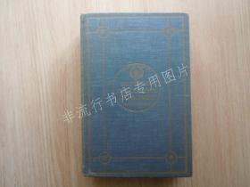 WEBSTERS COLLEGIATE DICTIONARY FIFTH EDITION【韦氏大学词典】 1947年版,小16开精装,硬精装书皮和书芯有点开裂,如图