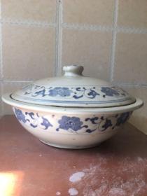 文革大碗(超大)景德镇艺术瓷厂出品