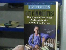 JIM ROGERS HOT  COMMODITIES【英文原版】