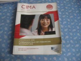 CIMA STUDY TEXT  CERTIFICATE C02 FUNDAMENTALS OF FINANCIAL ACCOUNTIHG
