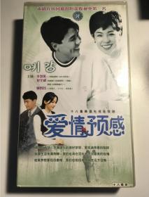 爱情预感 李慧英 甘宇成 连续剧 vcd 电视剧 18碟  韩剧