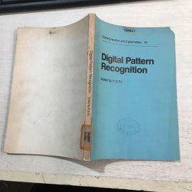 Digital Pattern Recognition数字模式识别(英文)