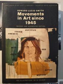 Movement in Art since 1945