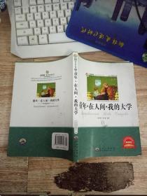 青少年必读丛书:童年·在人间·我的大学