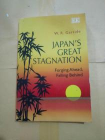 日本的大滞涨:前进,落后 Japan's Great Stagnation: Forging Ahead, Falling Behind