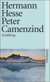 彼得·卡门青 (乡愁) Peter Camenzind【德文版】