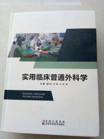 实用临床普通外科学(16开精装本)