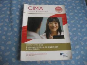 CIMA PRACTICE&REVISION KIT  CERTIFICATE C04 FUNDAMENTALS OF BUSINESS ECONOMICS