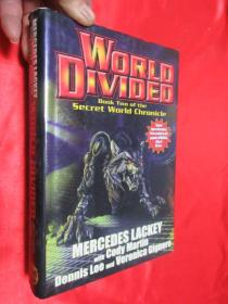 World Divided: Book Two of the Secret World Chronicle    (硬精裝)   【詳見圖】