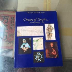 Dreams of EmPire canda befOre 1700