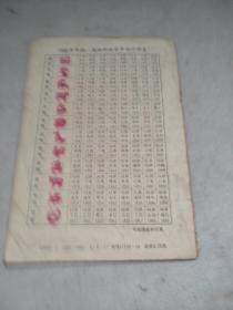 一九八八年历书