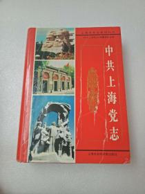中共上海党志