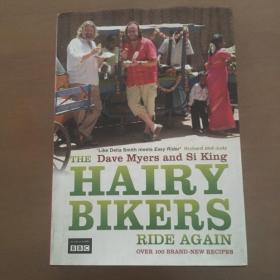 The Hairy Bikers Ride Again(英文精装原版)