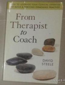 英文原版 From Therapist to Coach