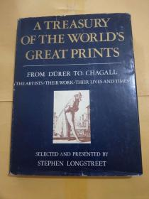 A Treasury of the World's Great prints
