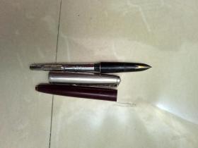 金笔一支。