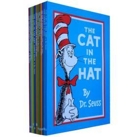 Dr Seuss Big Book [Bag with 12 books] 苏斯博士12本[正品/大开本]套装