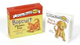 Biscuit Phonics Fun (My First I Can Read)小饼干自然拼读法 英文原版