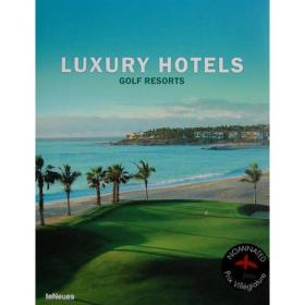 正版xg-9783832790592-LUXURY HOTELS 高尔夫酒店