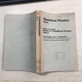 Statistical Physics Part2统计物理第2部分(译自俄文)