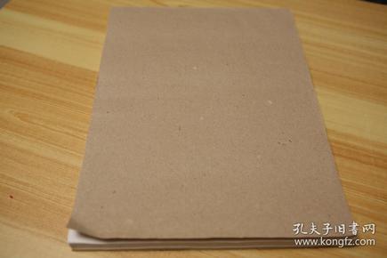 【保老】宣纸老信纸一本(100整张)