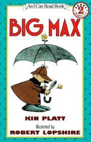 Big Max (I Can Read, Level 2)大马克思