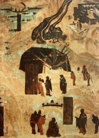 中国石窟·敦煌莫高窟.第3卷(2.5)(精) 文物出版社 正版图书