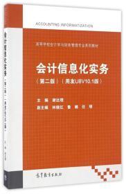 会计信息化实务(第2版用友U8V10.1版)