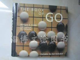 The Book Of Go :International Go Instructor 【24开精装 英文原版】 英文版五子棋教材