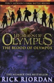 Heroes of Olympus #5: The Blood of Olympus Rick Riordan 9780141339252 Rick Riordan Penguin UK 2014-10 9780141339252