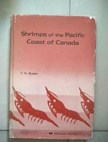 Shrimps of the Pacific Coast of Canada. 加拿大太平洋沿岸的虾