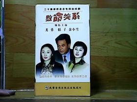二十集电视剧【致命关系】VCD 20碟