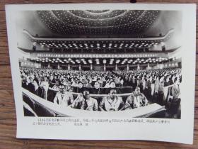 1986年,香港澳门和外国工会代表, 出席纪念五一劳动节一百周年大会