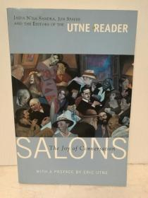 沙龙文化学 Salons: The Joy of Conversation (社会学)英文原版书