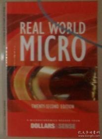 英文原版 Real World Micro   Dollars & Sense